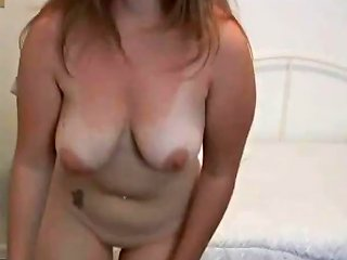 Homemade Chubby Young Girl Gets Her Pussy Tits Feet Fucked